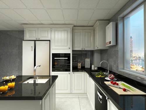 岛型厨房设计